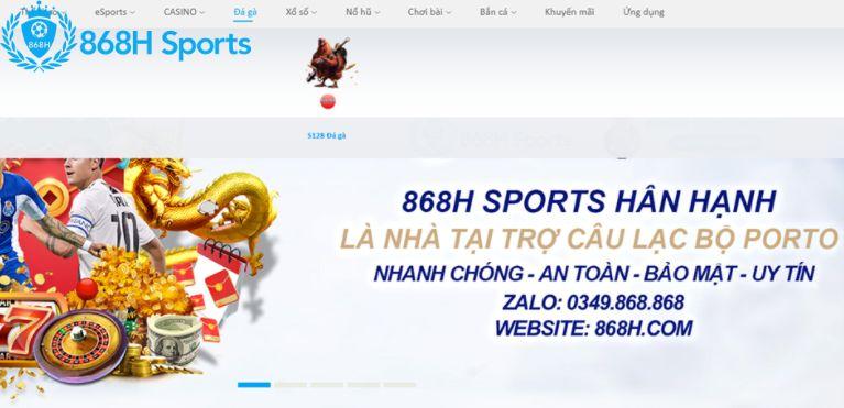 Trang chủ ESport 868H