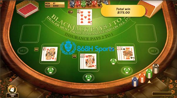 Sự khác biệt giữa blackjack và multi hand blackjack