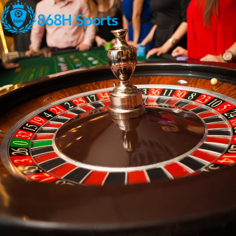 Bàn chơi game Roulette