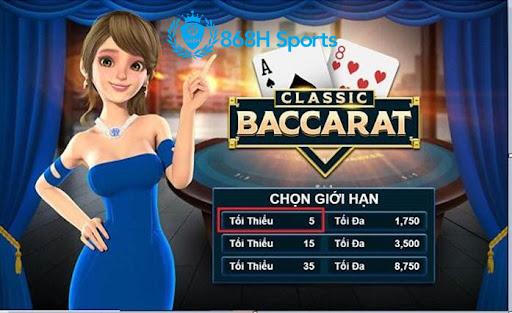 Cách chơi Classic Baccarat dễ thắng nhất cho mọi game thủ