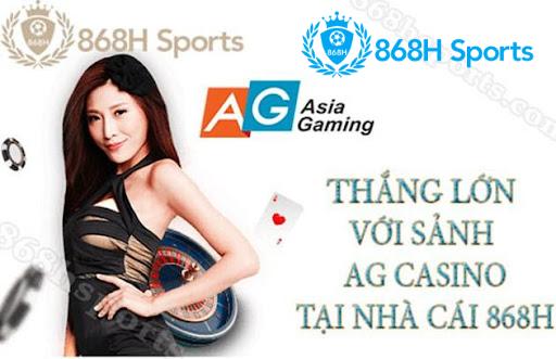 Khám phá Casino live hấp dẫn tại 868H